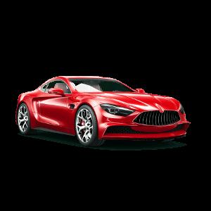 Luxury e-car